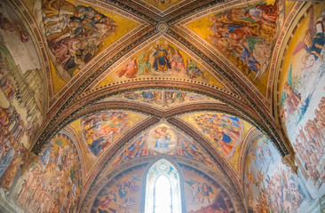 オルヴィエートの大聖堂 Orvieto Duomo
