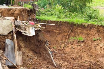 Scrap home soil slides