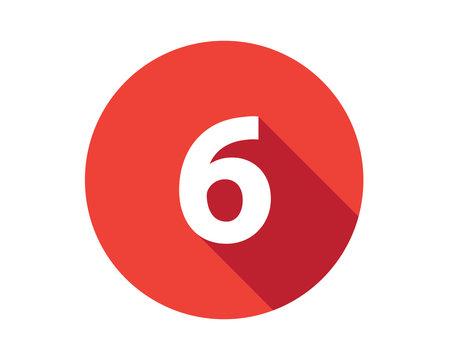 6 calendar holiday number