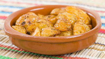 Tapas - Smoked Paprika Roasted Potatoes