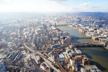 View from Shard