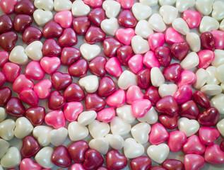 Love Candy Heart closeup