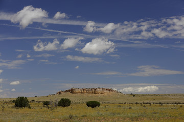 Desert landscape image