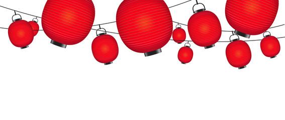 Japanese Lantern template