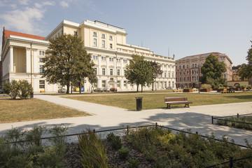 park - Wroclaw