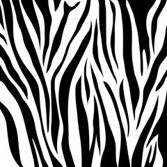 Animal print design.
