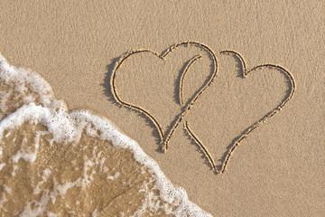 Couple Plage Soleil Vacances et Sable Fin