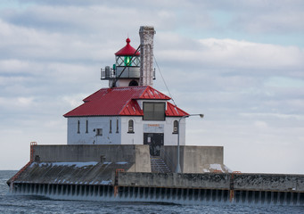 Duluth Harbor South Breakwater Outer Light