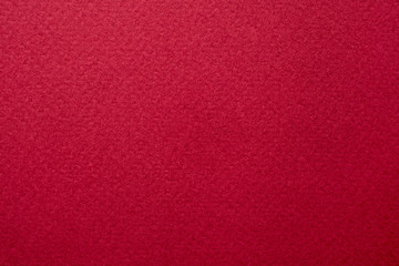 Texture of red cardboard