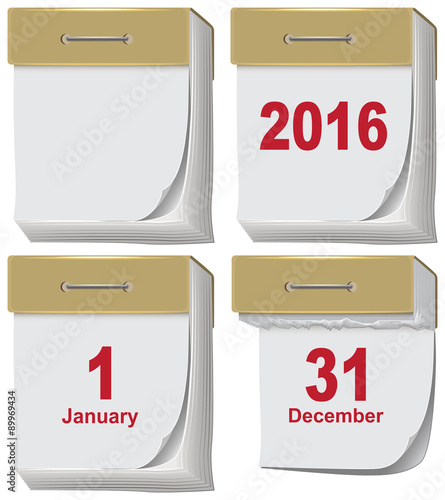 Отрывной календарь из 9 букв