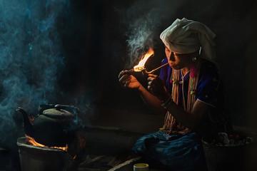 Tribal in Asia