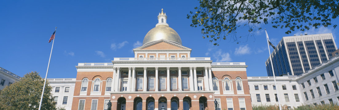 State Capitol, Boston, Massacushetts