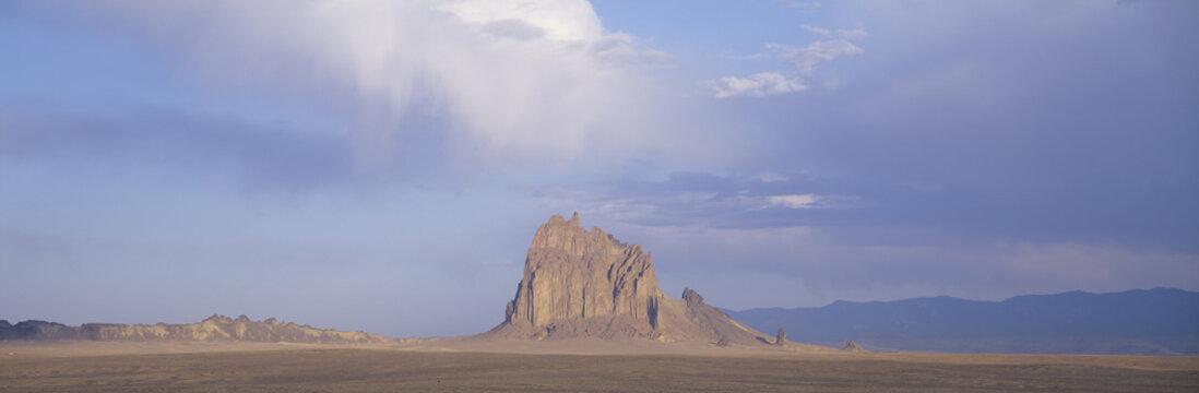 Shiprock Peak, New Mexico
