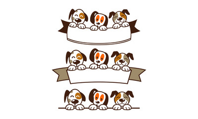 dog, pet, logo,