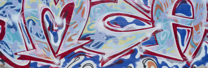 Graffiti Art, Los Angeles, California