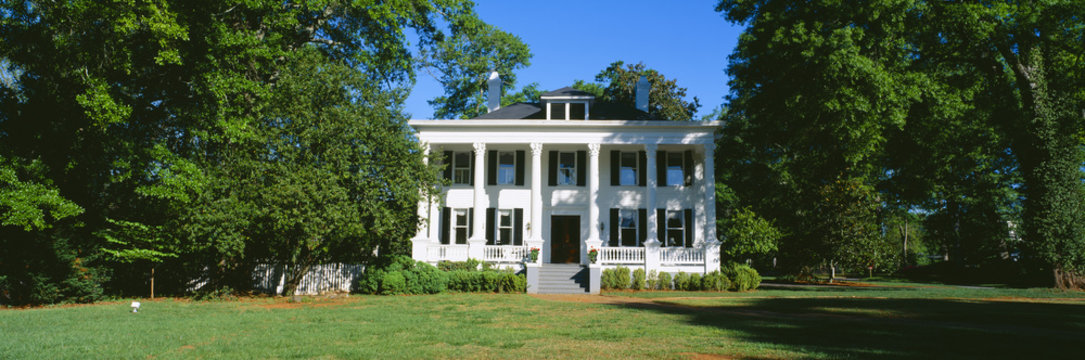 Historic home in Madison, Georgia