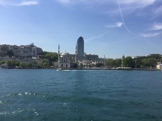 İstanbul Boğaziçinden Görüntü