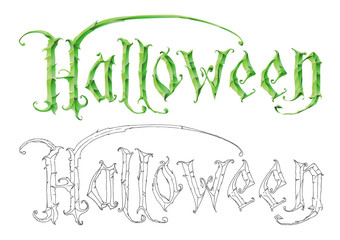 Halloween Logo lll