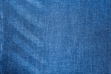 blue jeans fabric background