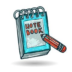 Note Book Sketch