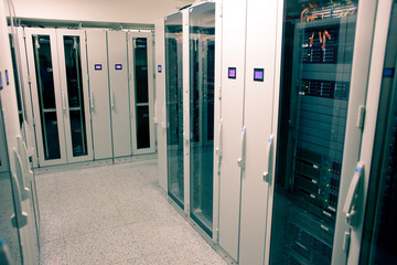 Fototapeta Data warehouse obraz