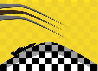 background f1 race