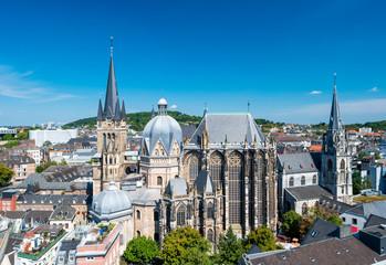 Aachen im Sommer