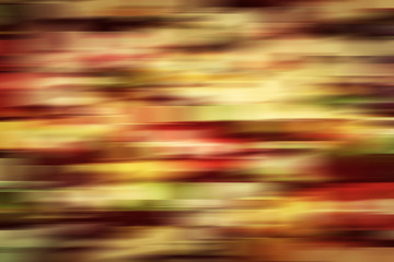Colorful vintage motion blur abstract background