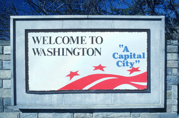 Welcome to District of Columbia Sign