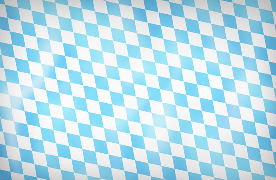 Bavaria Oktoberfest Flag Design