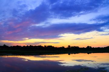 Sunrise Pond