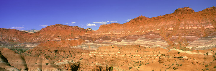 Red rocks at Old Movie Set, Vermillion Cliffs, Utah