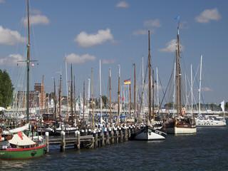 Hafen in Kappeln