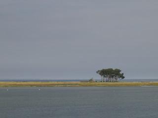 Schleimündung zur Ostsee
