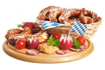 Bayerisches Frühstück