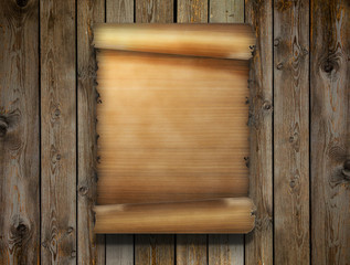sheet of papyrus