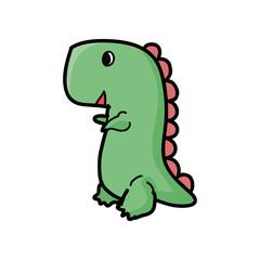dinosaur toy doodle