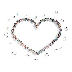 people shape  heart love