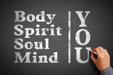 You Body Spirit Soul Mind
