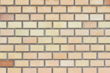 Background of brick wall pattern texture.