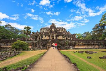 Baphuon temple at Angkor Wat - Siem Reap - Cambodia