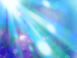 Colorful rays of light, abstract burst background