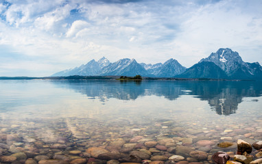 Photo sur Aluminium Montagne Grand Teton National Park