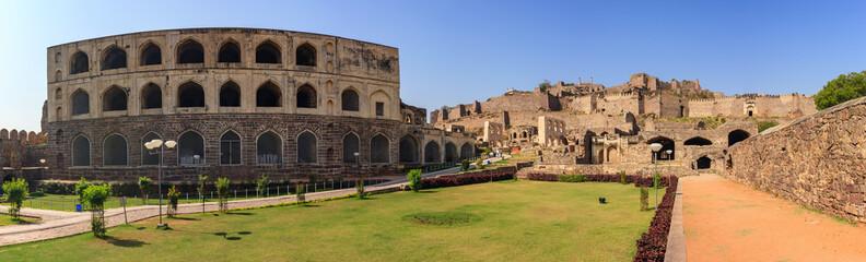 Ruin city at Hyderabad city - India Fototapete