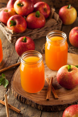 Organic Orange Apple Cider