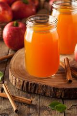 Organic Orange Apple Cider