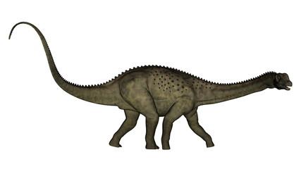 Uberabatitan dinosaur - 3D render