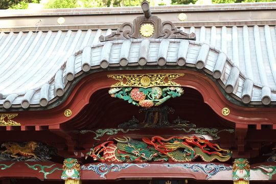 伊豆山神社 Izusan Shrine