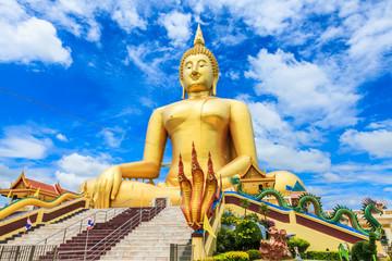 Biggest Seated Buddha Image