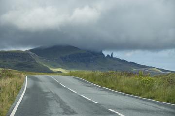 Panorama di Skye
